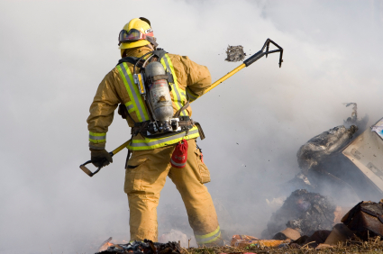 911 Firefighter