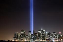911 Memorial Lights