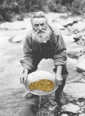 Panning for Gold -alaska-state-library-photograph-pca-44-3-15-sourdough-in-stream-panning-for-gold-skinner