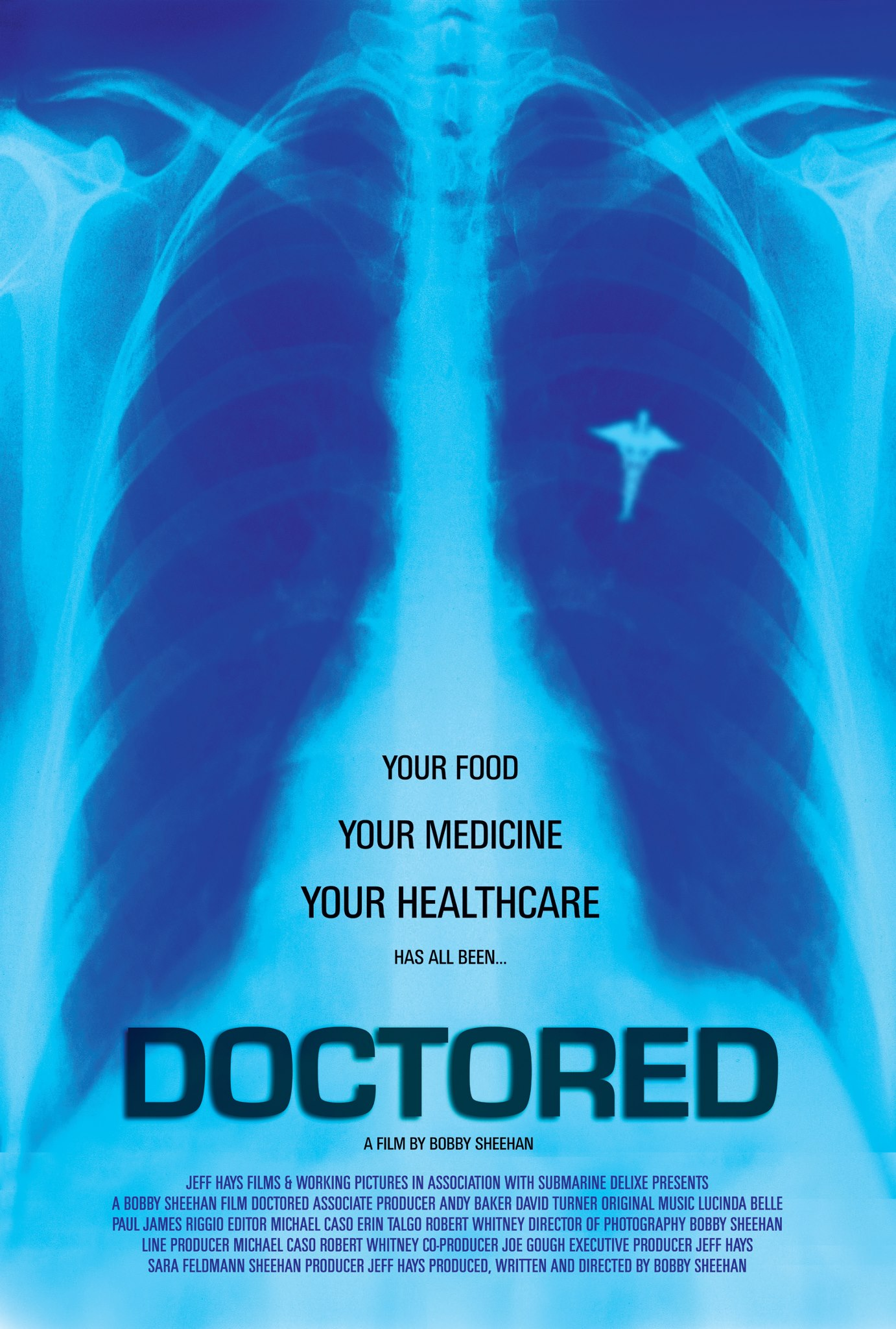 Has Your Healthcare Been Doctored